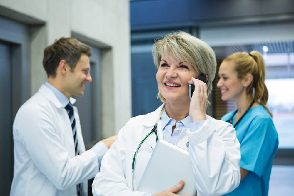 Cell Phone Signal Solution for Hosipital