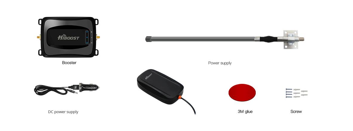 Hiboost-Truck-Booster-Components