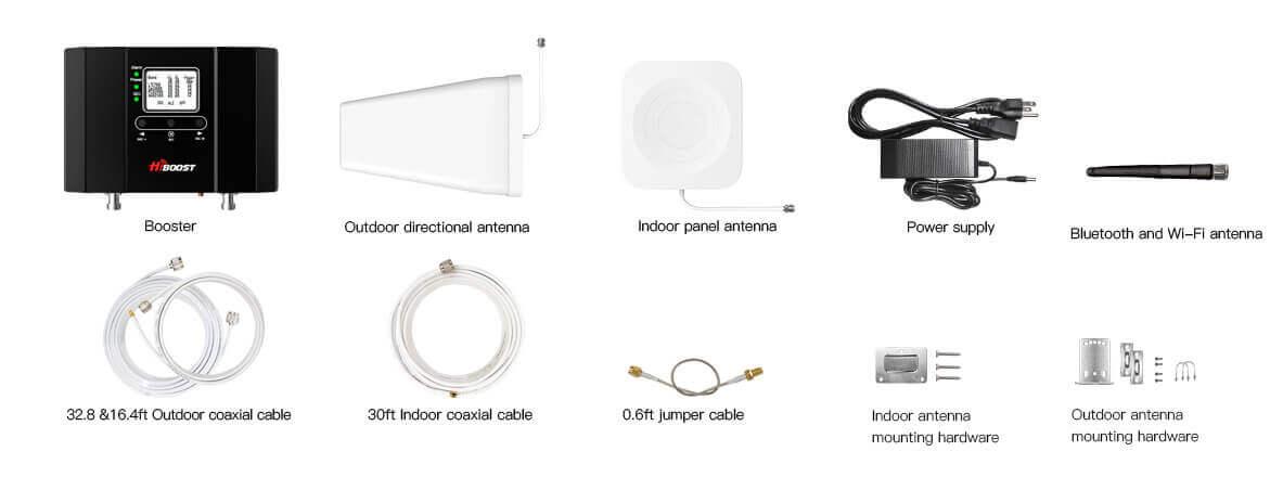 10K-Smart-Link-Booster-Components