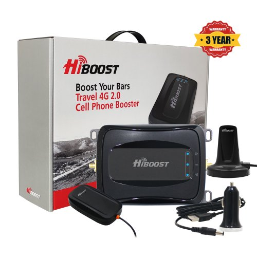 HiBoost 4G 2.0 Cell Phone Signal Booster-Package