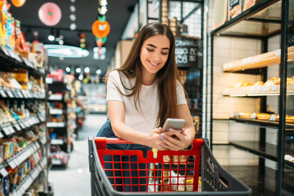 Cell PHone Signal Solution for Supermarket