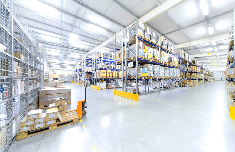 Cell PHone Signal Solution for Warehouse