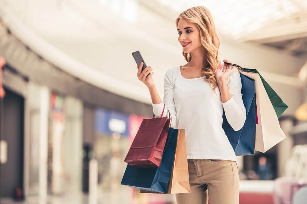 Cell Phone Signal Solution for Shopping Mall