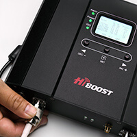 HiBoost Booster Amplifying Signal