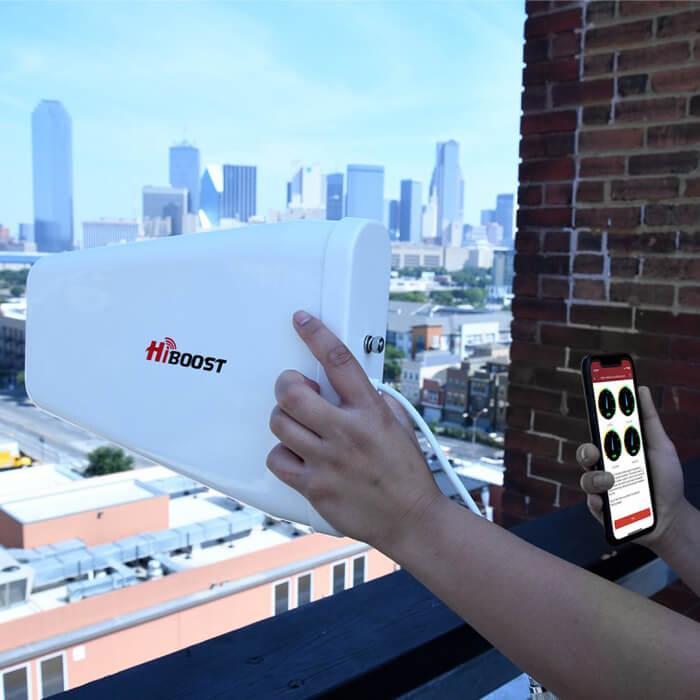 HiBoost 4K PLus External Antenna