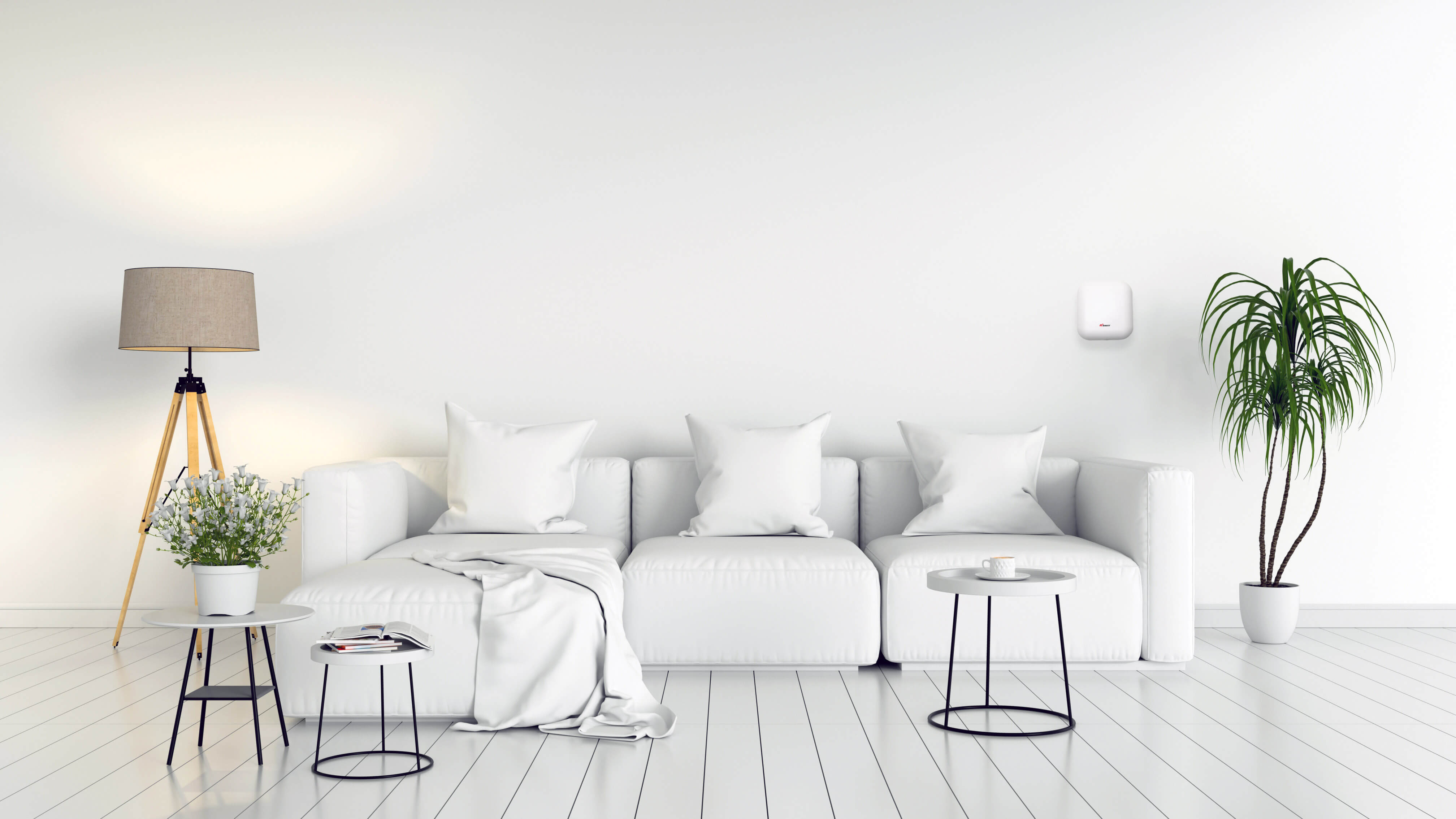 White Room and Indoor Antenna