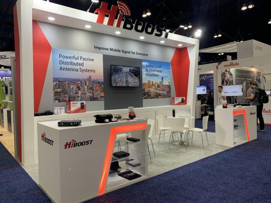 HiBoost MWCA 2019