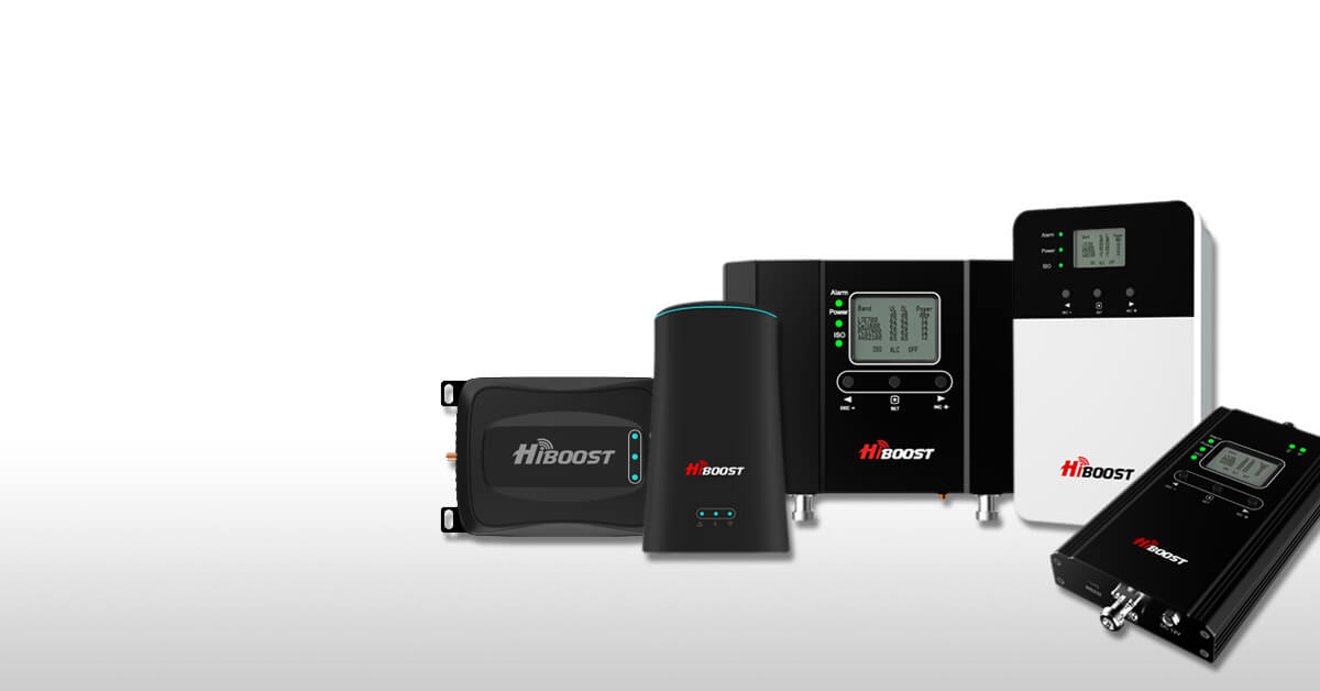 HiBoost Signal Booster