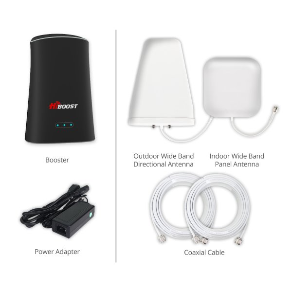 HiBoost Zoom Cell Phone Signal Booster (1)
