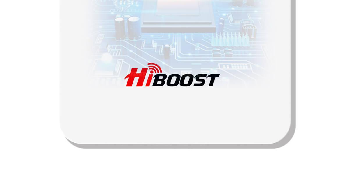 Hiboost banner