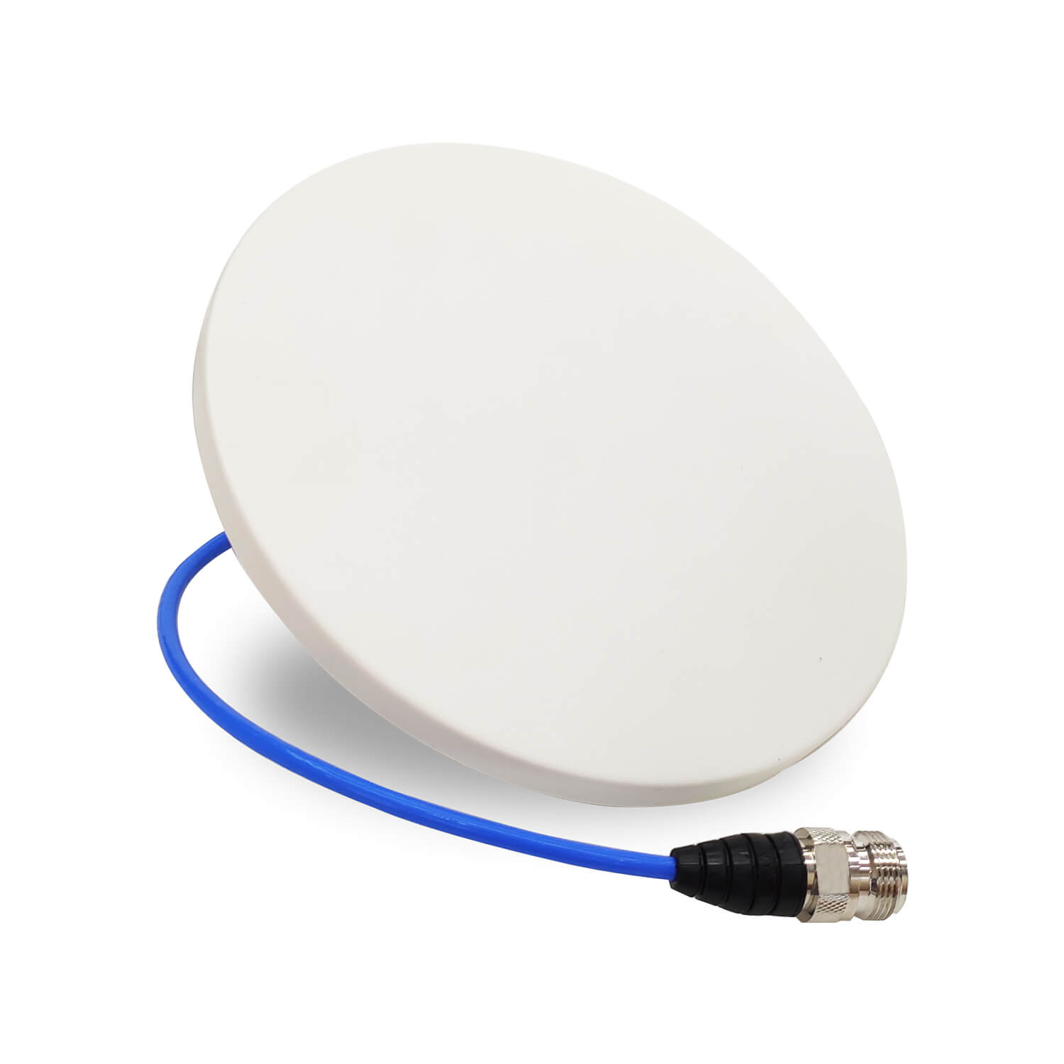 Hiboost ultra-thin indoor ceiling mount dome antenna-1