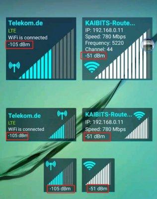 Network Signal Info Pro-3