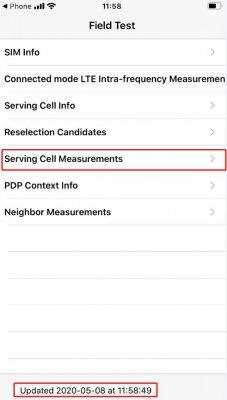iOS Field Check mode-2-Field Test