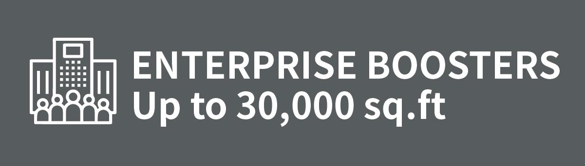 enterprise booster