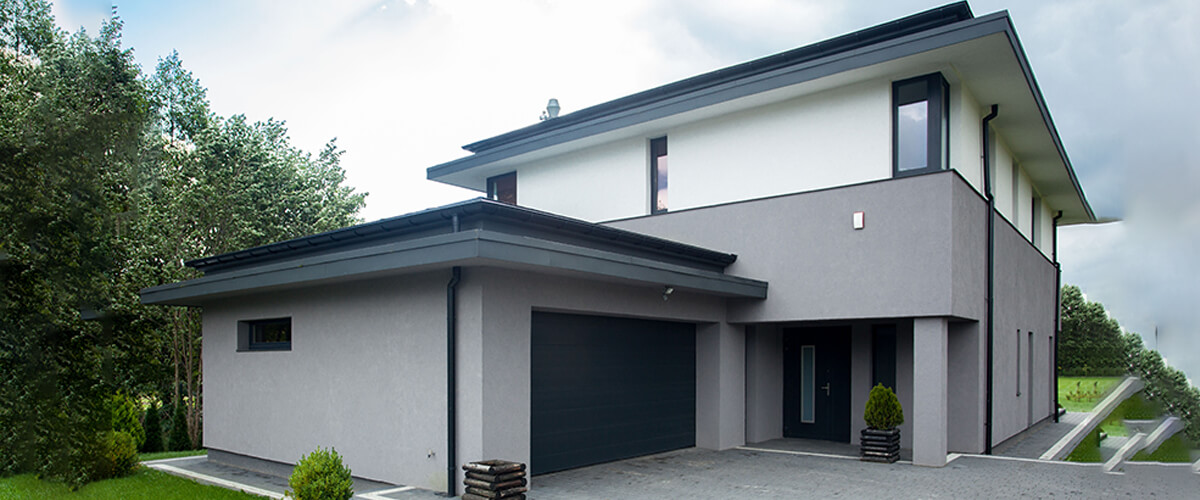 Midsize-home