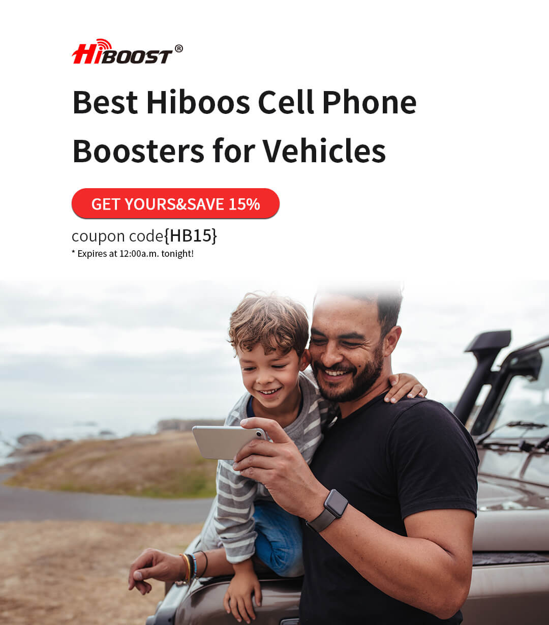 Hiboost-Vehicle-Cell-Phone-Booster-4
