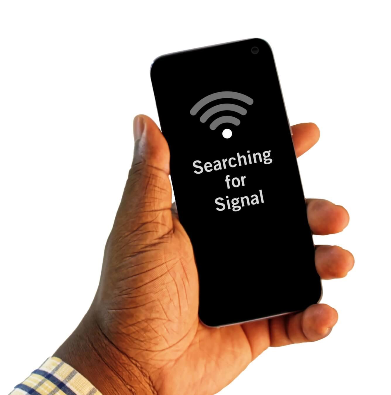 Hiboost-No-Service-Phone