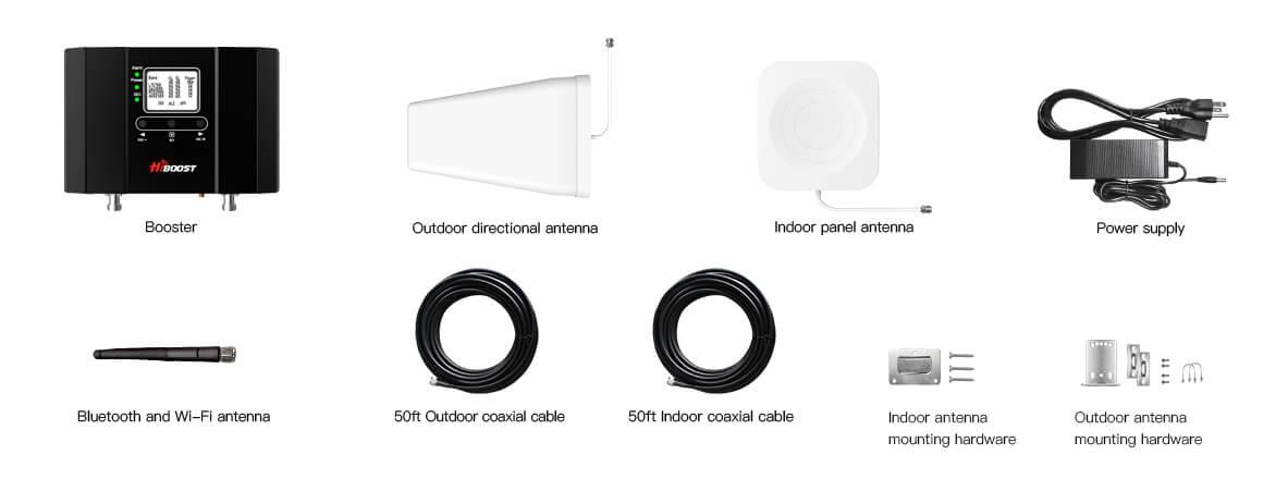 Hiboost-15K-Smart-Link-Components