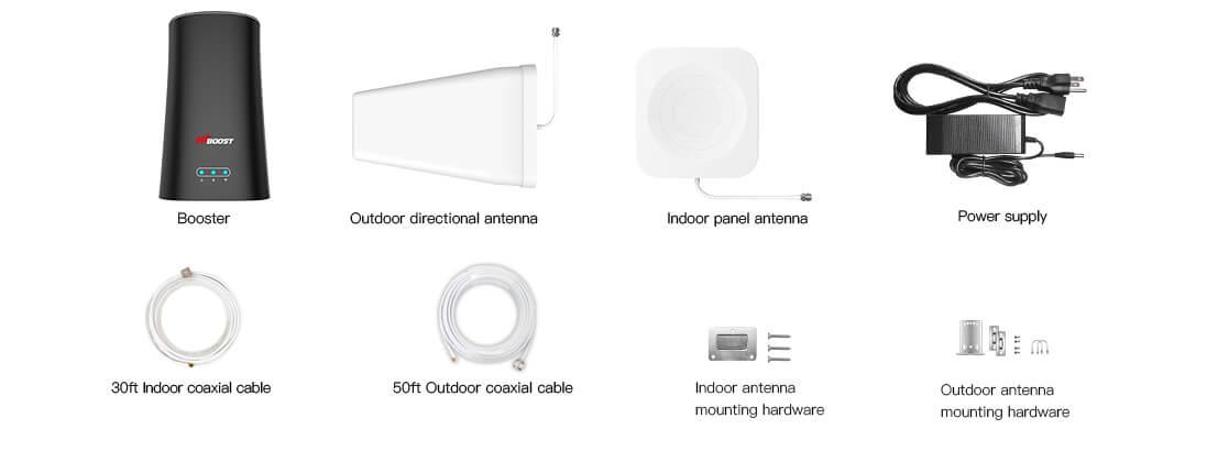 Hiboost-Zoom-Components